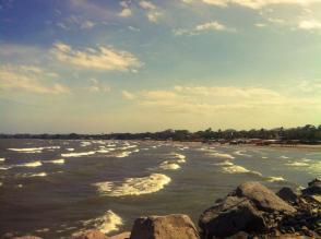 La virgen beach