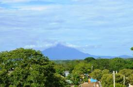 Concepción volcanoe in Rivas