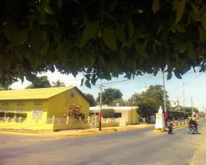 Rivas streets
