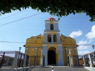 San Francisco church in Rivas