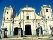 San Pedro church of Rivas